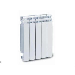Radiatore in alluminio pressofuso